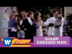 ZZ Top - Sharp Dressed Man (OFFICIAL MUSIC VIDEO). 1980s. I find this song more true as the years go by.