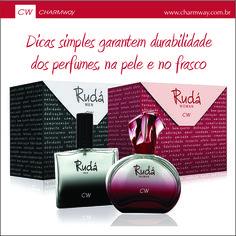 Dicas simples garantem durabilidade dos perfumes, na pele e no frasco.