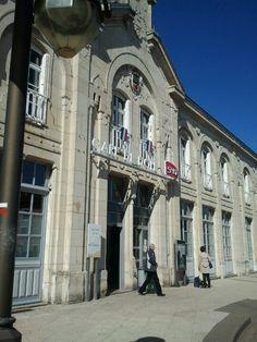 Gare SNCF de Dole à Dole, Franche-Comté