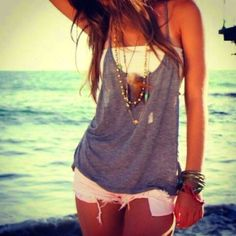 Summer Outfits 2014 for women's Austin vibe