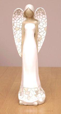 Resultado de imagen de anioły figurki