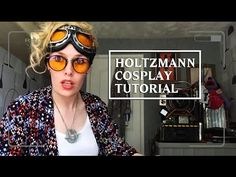So Ive had a lot of people ask me how I made my Holtzmann cosplay, so I thought…