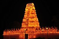 Mysore temples