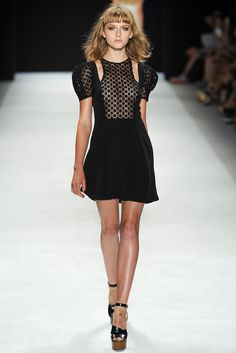 Jill Stuart - Spring/Summer 2014 NYFW