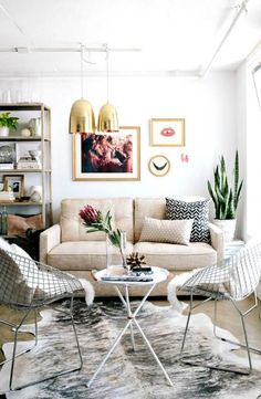 50 Amazing Decorating Ideas For Small Apartments 47 450x536 Pxeles