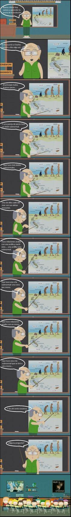 La teoria de la evolucion Laughter, Humor, Humour, Moon Moon, Funny Humor, Rice, Lifting Humor, Chistes, Funny Jokes