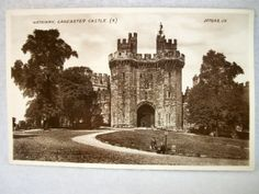 Antique Photo Postcard - Lancaster Castle - Valentines of England