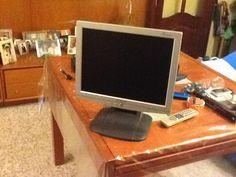Antonio nos muestra este monitor que ganó en Octubre ¡Así da gusto participar!