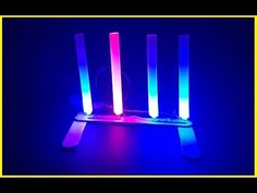 How To Make a Led Light Decoration For Home Light Decorations, Lava Lamp, Home Goods, Led, Lights, Make It Yourself, How To Make, Home Decor, Decoration Home