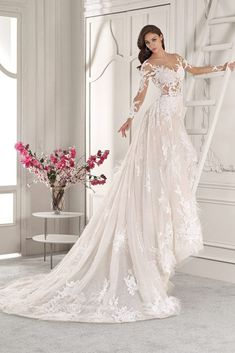 Demetrios - Wedding Dress - 885
