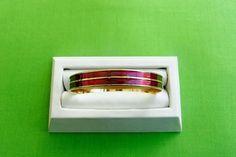Vintage EVOKE Bangle Bracelet Item 1234 by LaylaBaylaJewelry