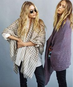 gosh, they're amazing. ///Brand New Photos of Mary-Kate and Ashley Olsen You Haven't Seen Yet via @WhoWhatWear