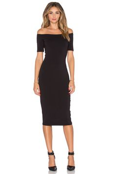 The Fifth Label Pyramid Dress in Black