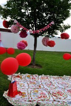 strawberry shortcake party | | Kara's Party IdeasKara's Party Ideas