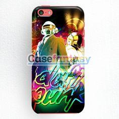 Daft Punk Duo Dj iPhone 5C Case | casefantasy