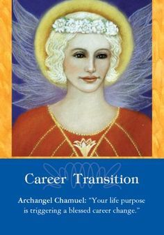 Oracle Card Career Transition | Doreen Virtue | official Angel Therapy Web site