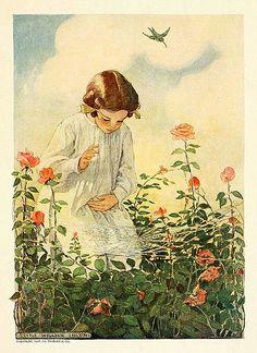 002--Dream blocks 1908- Jessie Willcox Smith