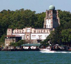 Lonz Winery, Middle Bass Island