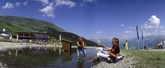 Bergsee-Tirol Sommer in Tirol