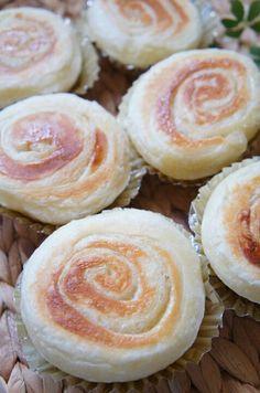 捏ねない!フライパンで簡単過ぎてすんません♪なデニッシュ・全部チーン♪な簡単ビビンバ | 珍獣ママ オフィシャルブログ「珍獣ママのごはん。」Powered by Ameba Japanese Sweets, Japanese Food, Bread Recipes, Cooking Recipes, Crepes And Waffles, Cooking Bread, Bread Bun, Asian Desserts, Recipe Images
