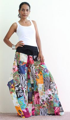 Wide Leg pants by Nuichan, $58.00