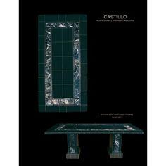 Castillo Mosaic Table Top