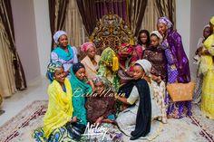 Farida Salisu Yusha'u & Abubakar Sani Aminu | Fatiha - Hausa Muslim Nigerian Wedding | Atilary Photography | BellaNaija - October 2014 036._MG_9303
