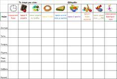 εβδομαδιαιο προγραμμα διατροφης για παιδια - Αναζήτηση Google Playing Cards, Map, Let It Be, Google, Playing Card Games, Location Map, Maps, Game Cards, Playing Card