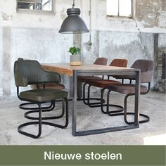 By Crokwel Kom langs en geniet van ons aanbod in de Showroom Home Design, Home Goods, Furniture Design, New Homes, Dining Table, Living Room, The Originals, Interior, House