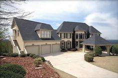 Expensive Homes In Georgia   ATLANTA LUXURY HOME   North Metro Atlanta Area Luxury Home For Sale