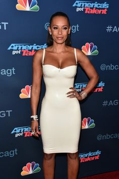 """Melanie Brown Photos Photos - TV personality Mel B attends the """"America's Got Talent"""" Season 11 Live Show at The Dolby Theatre on August 30, 2016 in Hollywood, California. - 'America's Got Talent' Season 11 Live Show - Arrivals"""