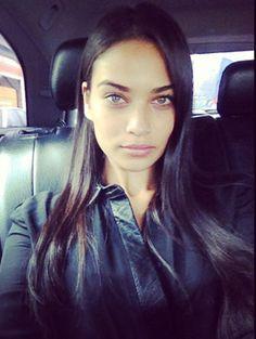 Shanina Shaik in Paris France