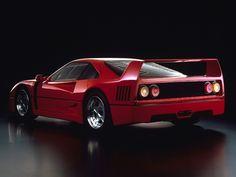 OG   1987 Ferrari F40   Prototype