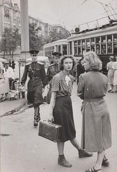 Henri Cartier-Bresson - reportero gráfico