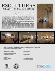 Esculturas / En la colección del MAMBO