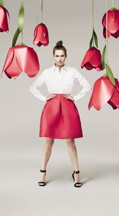 Lord & Taylor 424 Fifth Campaign by The Makerie Studio, via Behance