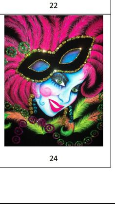 Lisa Frank, Halloween Face Makeup, Sombreros, Blouses, Africans, Watercolor Art