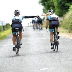 girlsbikesworld:  #girls_bikes  That's the way to take an advantage.