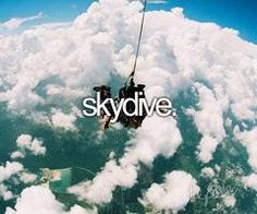 Absolutely terrified of doing this, but it's still going on my bucket list!
