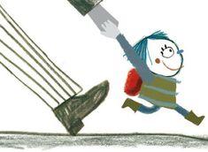 ilustración de Elena Queralt. Perfil niños altas capacidades