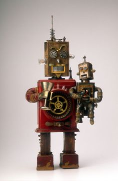 The Robot Art of Terry Collier                                                                                                                                                                                 More