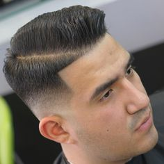Wake Up and Smell the Barbicide Medium Skin Fade, Pompadour, Hairline, Shaving, Hair Cuts, Instagram, Haircuts, Banana, Hair Style