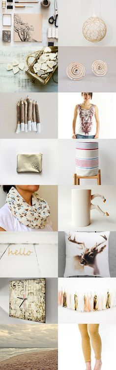 Soft Summer by afra on Etsy--Pinned with TreasuryPin.com