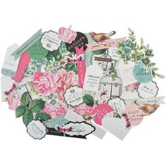 New Scrapbooking Supplies > Oh So Lovely Collectables Cardstock Die-Cuts - KaiserCraft: A Cherry On Top