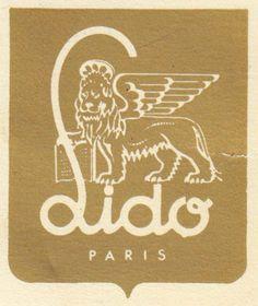JUKUDESIGN- Lion Logo Lido Cabaret