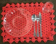 Crochet Placemats, Crochet Table Runner, Crochet Home, Knit Crochet, Crochet Sachet, Diy Cushion, Christmas Crochet Patterns, Lace Doilies, Crochet Accessories