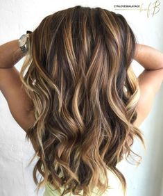 Long brown hair with caramel highlights blonde color, hair color, caramel, medium, Caramel Hair Highlights, Hair Highlights And Lowlights, Highlights For Dark Brown Hair, Long Brown Hair, Hair Color Highlights, Hair Color Dark, Hair Color Balayage, Blonde Color, Cool Hair Color