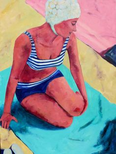 Faith is Torment | Art and Design Blog: Lost Holiday: Paintings by Tracey Sylvester Harris