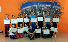 diploma fitness musicale-1°livello