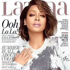 Lala Anthony | 28 Celebrities Who Made 2014 The Year Of The Bob
